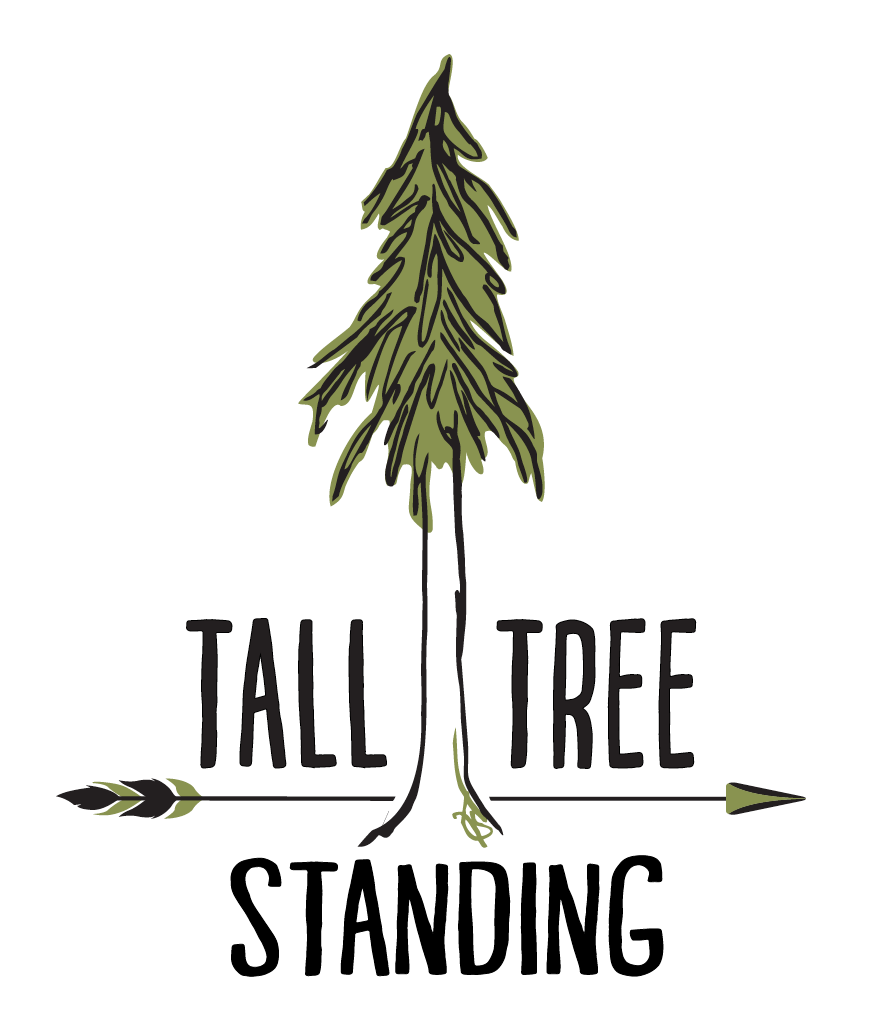 Tall Tree Standing